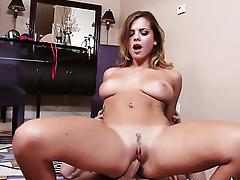 Seth Gamble wants to bang sexy Keisha Greys nice vagina forever